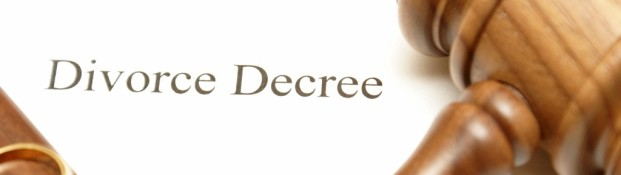 Picture of Divorce Decree